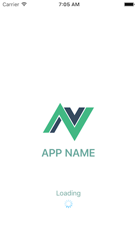 Adding a functional profile page to your Nativescript Vue app